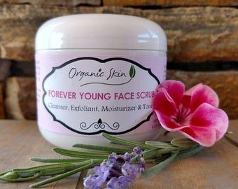 Anti-Aging Face Scrub