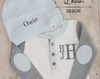 Coming Home Outfits for Newborn Boy - Baby Boy Going Home Outfit - Baby Shower Gift Boy- Newborn Boy- Coming Home Outfit Boy- Baby Boy