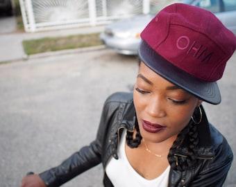 Wine Woolery 5Panel Hat