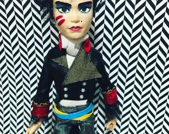 Adam Ant - Doppleganger Doll