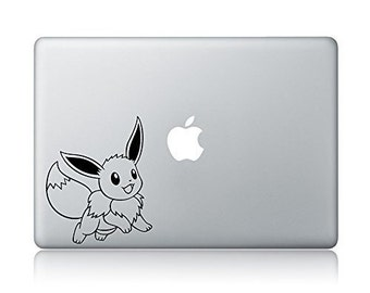 Pokémon Go Eevee (V3) Apple Macbook Laptop Vinyl Sticker Decal