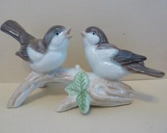 2 Birds on a Branch, Figurine