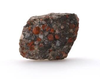 Pudding stone, raw plum-pudding natural stone, concretion