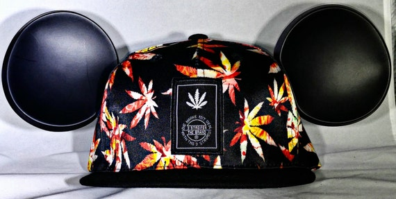 Maple Leaf Mickey. Mickey Ears. 420 Mickey.