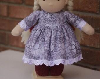organic waldorf doll 14''