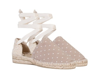 Espadrilles canvas jute Made in Spain