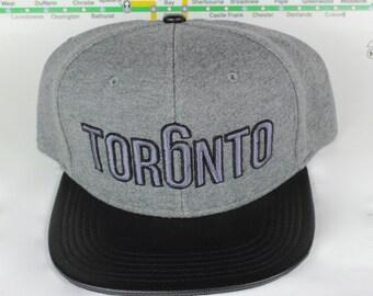 100% Cotton Tor6nto hats. Original, Custom, One of a Kind, CN Tower, The Six, 6ix, Area Code, 416 Hats, Roman Numerals! GTA YYZ ovo T Dot 6