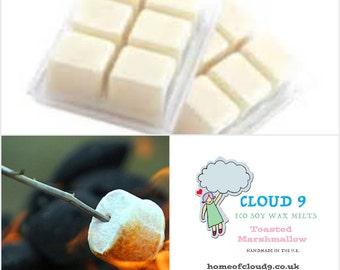 Toasted Marshmallow Soy Wax Melt