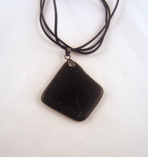 gold obsidian   Necklace rock Pendant,Agate gemstone