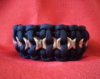 Hex Nut Paracord Bracelet