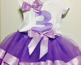 Ribboned Tutu Outfit