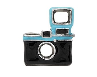 Camera Machine Floating Charm