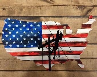 Lineman USA Cutout