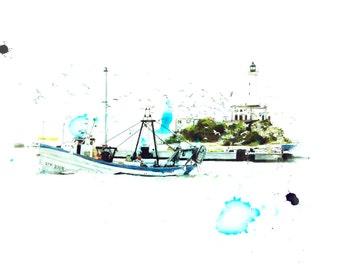 Landscape / landscape - picture to order
