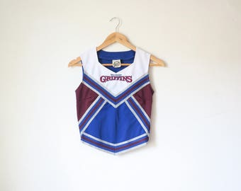 top cheerleader Griffins