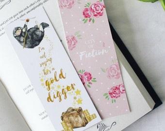 Gold Digger Bookmark