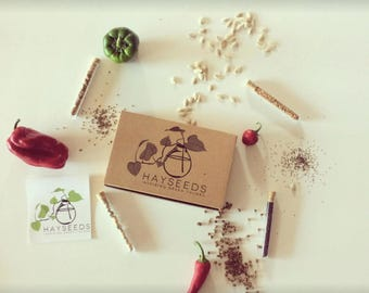 Culinary Gardening Kit - Grow your own