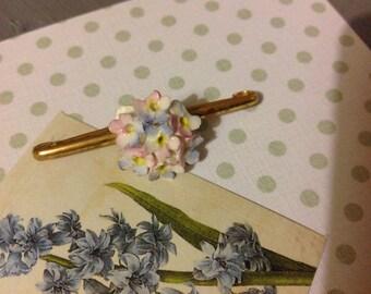 China flower brooch