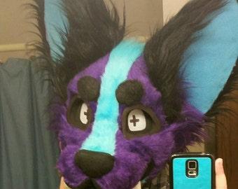 Custom Fursuit Head