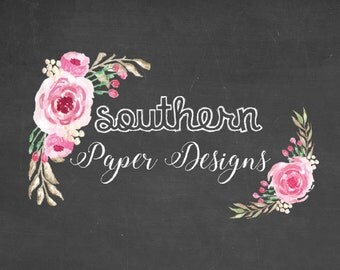 Add on: Custom Coordinating Items, Address Labels, Thank You Cards, Gift Tags