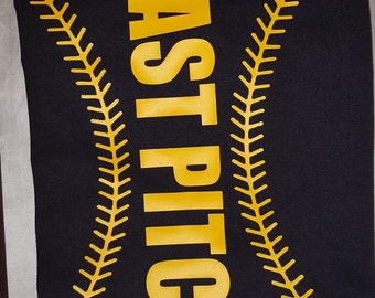 Girls Fast pitch softball tshirt