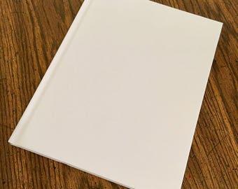 Custom Blank Journal
