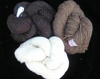 100% Shetland Wool Yarn