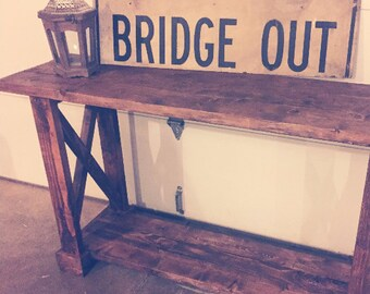 Entryway Table / Console Table
