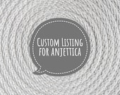 Oval Basket - for anjettica