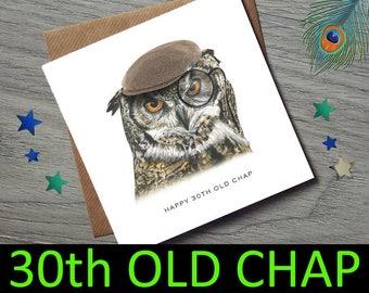 30th Birthday Card - 30th Birthday Card for him - 30th Birthday - 30th Birthday Gift - 30th Birthday Card - 30th Birthday - 30 Birthday - 30