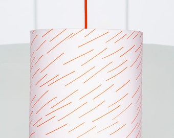 Brand Lampshade in Pink Large