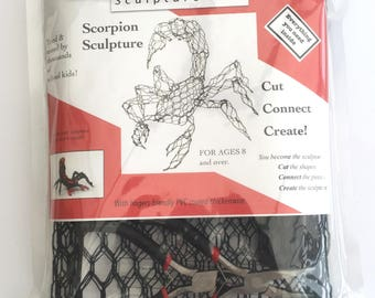 ChickenWired sculpture kit - Scorpion
