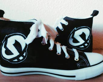 Team shoes Skull Pokemon