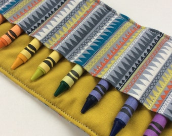 Crayon Holder / Gift / Travel Toy