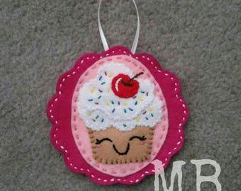 Cupcake  Cutie Fridge  Magnet