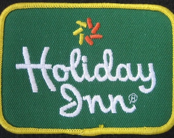 Vintage Holiday Inn Patch