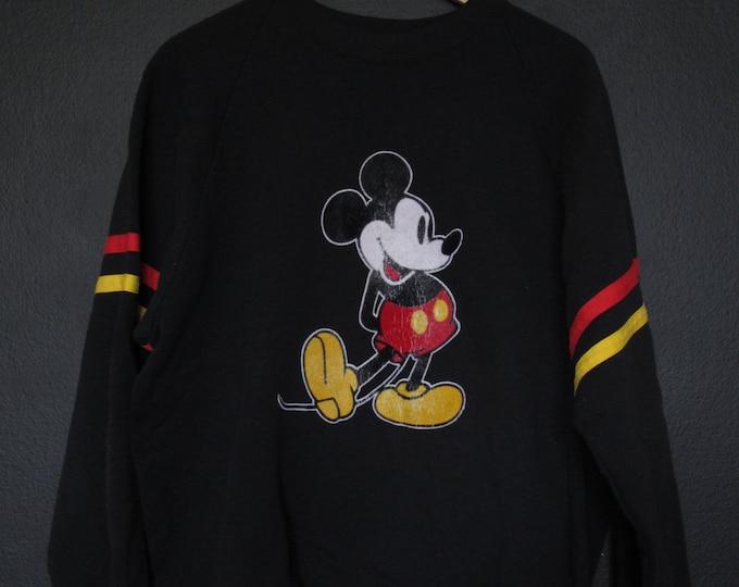 Mickey Mouse Disney 1980s Vintage Sweatshirt