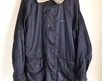 Vintage 1990s Nike Swoosh Jacket