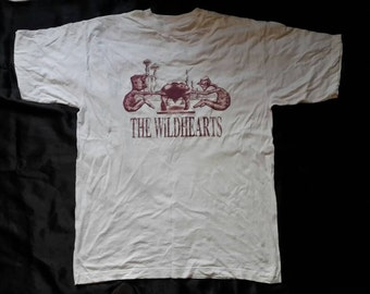Vintage The Wildhearts T Shirt.