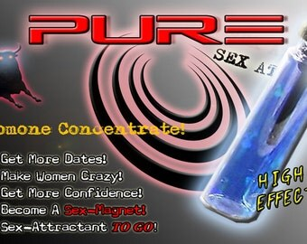 pheroXity PURE pheromones for men * sex perfume sex attractant flirts * made in Germany * sale * special offer * highly concentrated *.