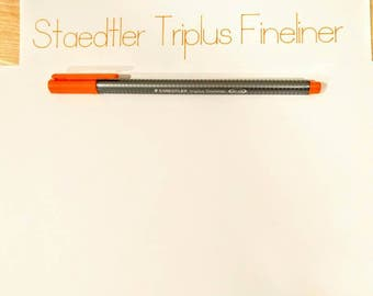 Cricut Explore/Maker Adapter for Staedtler Triplus Fineliner Pens