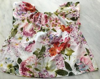 Flutterby Top Girl's Size 2-4
