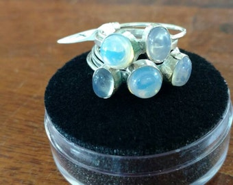 Opalite Ring Size 7