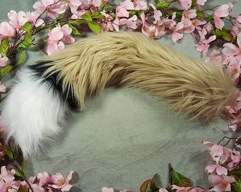 18 Inch Fox Tail
