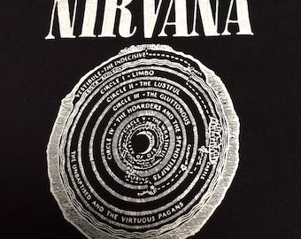 1992 Original NIRVANA KURT COBAIN Vintage Shirt