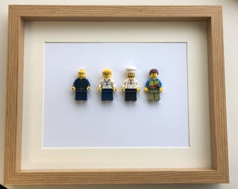 Personalised Lego Art