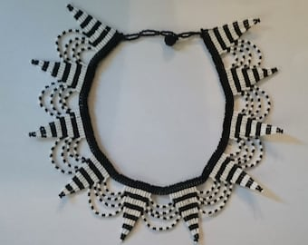 Zulu Beaded Necklace