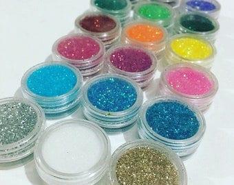 Glitter mix color
