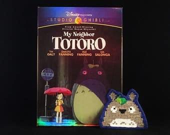 My Neighbor Totoro Iron On Patch