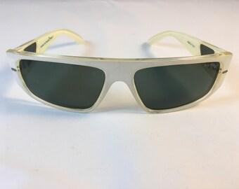 Retro 80s Polaroid Polarized Sunglasses /Elecro Style